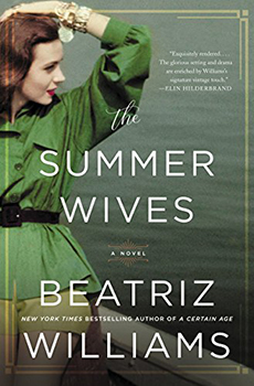 The Summer Wives Book Cover.