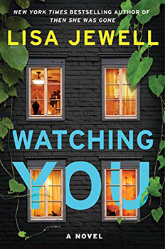 Watching You Book Cover Staff Pick.