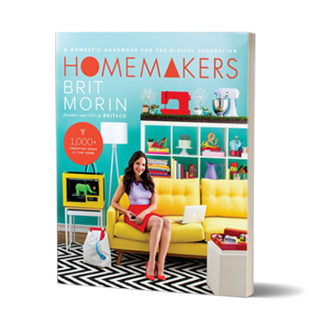 Homemakers Book Cover.