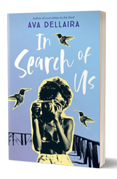 In Search of Us Book Cover.