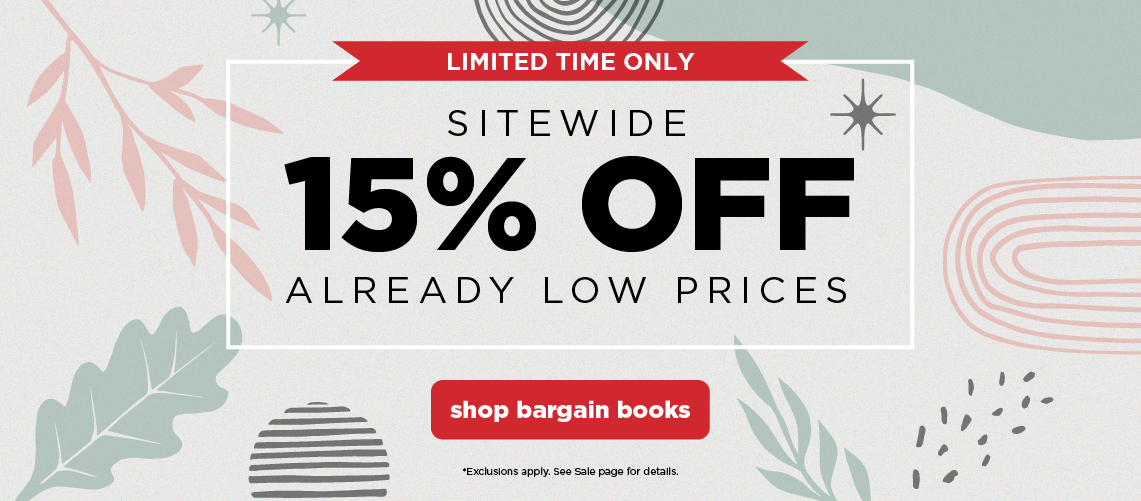 15% off sitewide