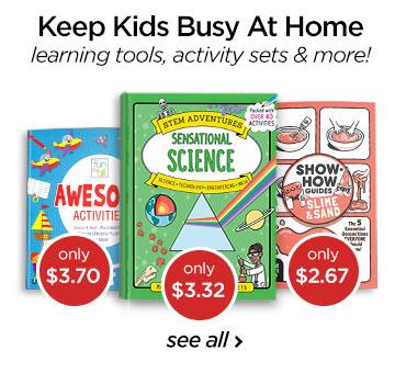 Keep kids busy-COM