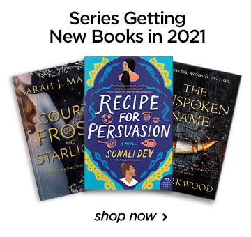 Series getting books 2021