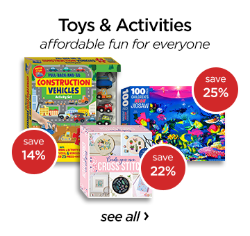 Toys and Activities