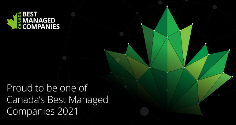Best Managed Company 2021