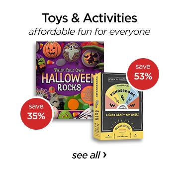 Toys & Activities