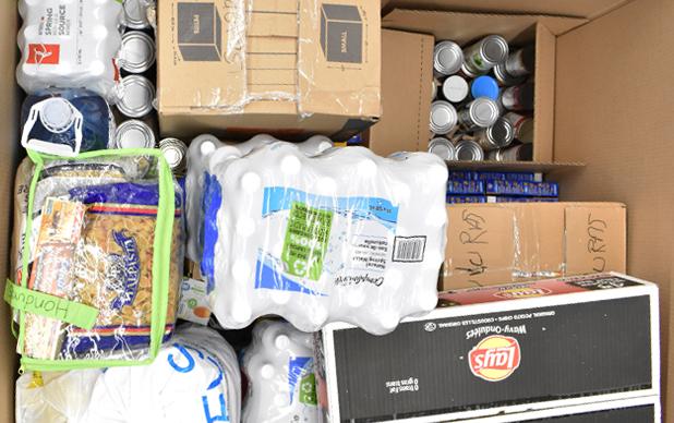 Hurricane Eta Donation