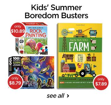 Kids Summer Boredom Busters-COM