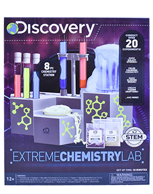 Extreme Chemistry Lab (Discovery)
