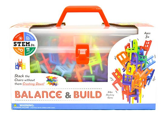 Balance & Build Stacking Game (STEM Jr.)