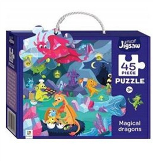 Magical Dragons 45 Piece Junior Jigsaw Puzzle