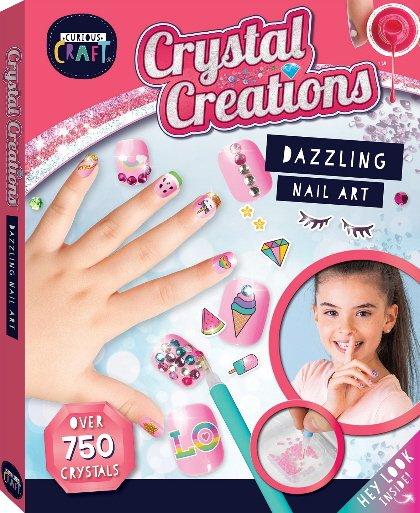 Dazzling Nail Art (Crystal Creations)