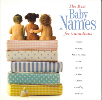 The Best Baby Names for Canadians