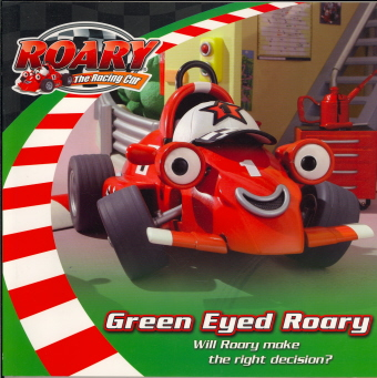 Green Eyed Roary (Roary The Racing Car)