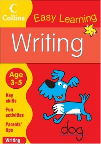 Writing (Easy Learning, Age 3-5)