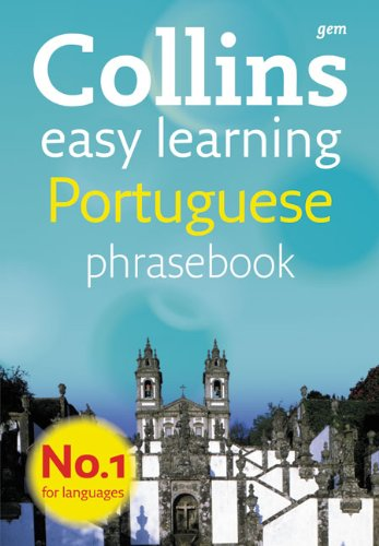Collins Gem Easy Learning Portuguese Phrasebook