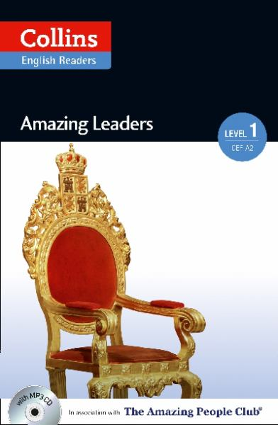Amazing Leaders (Collins English Readers, Level 1 CEF A2)