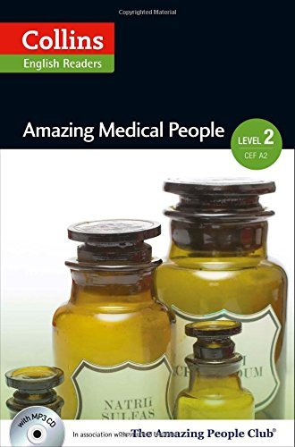 Amazing Medical People (Collins English Readers, Level 2)