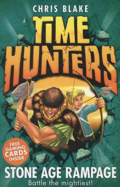 Stone Age Rampage (Time Hunters, Bk. 10)