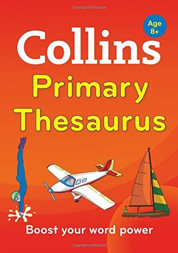 Collins Primary Thesaurus [Second Edition]