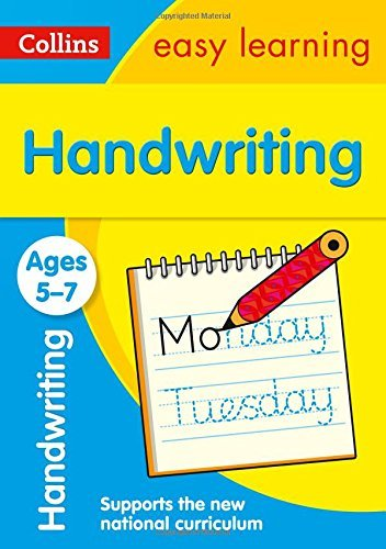Handwriting Workbook (Collins Easy Learning, Ages 5-7)
