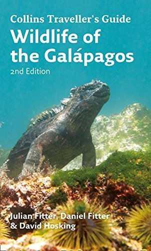 Wildlife of the Galapagos (Collins Traveller's Guide, 2nd Edition)