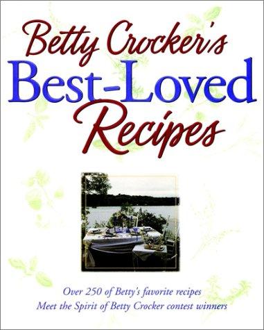 Betty Crocker's Best-Loved Recipes