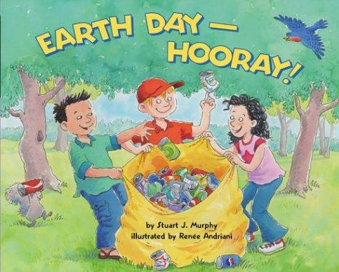 Earth Day--Hooray! (Mathstart, Level 3)