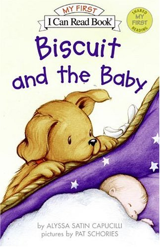 Biscuit and the Baby (My First I Can Read!)