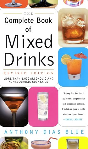 The Complete Book of Mixed Drinks  (Revised Edition)
