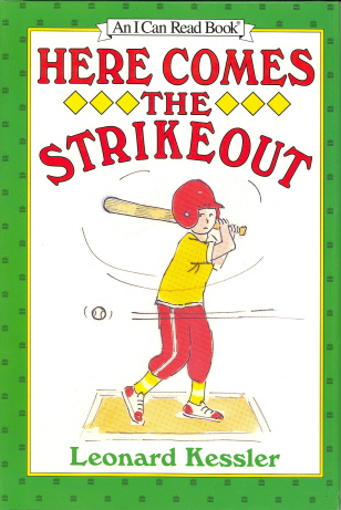 Here Comes The Strikeout (An I Can Read Book)