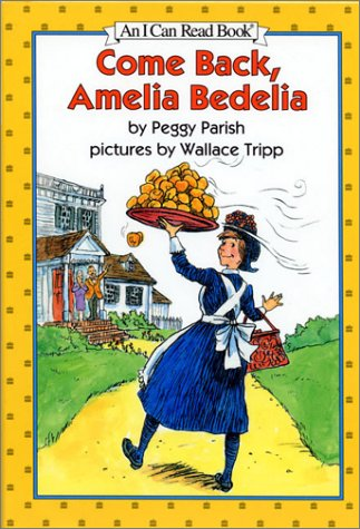 Come Back, Amelia Bedelia (I Can Read, Level 2)