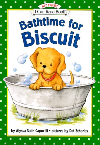 Bathtime For Biscuit (My First I Can Read Book)