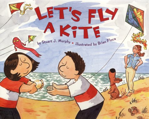 Let's Fly A Kite (Mathstart: Symmetry, Level 2)