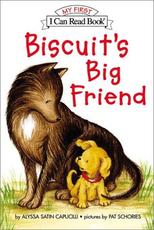 Biscuit's Big Friend (My First I Can Read!)