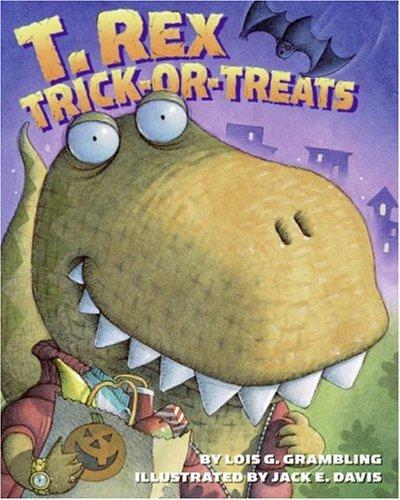 T. Rex Trick-Or-Treat