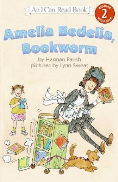 Amelia Bedelia, Bookworm ( I Can Read! Level 2)