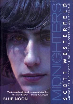 Blue Noon (Midnighters, Bk. 3)