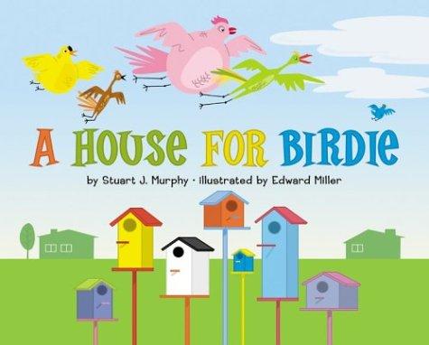 A House For Birdie (Mathstart: Understanding Capacity, Level 1)