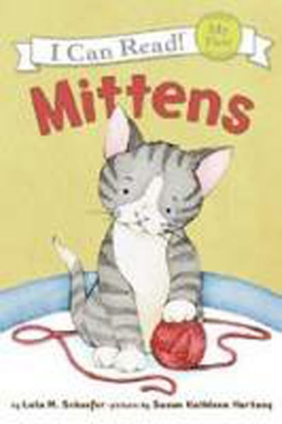 Mittens ( I Can Read! My First Shared Reading)