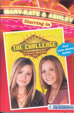 the challenge marykate and ashley bookoutletcom