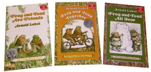 The Frog And Toad Collection (I Can Read! Level 2)