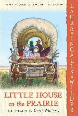 Little House On The Prairie (Full-Color Collector's Edition, Bk. 3)