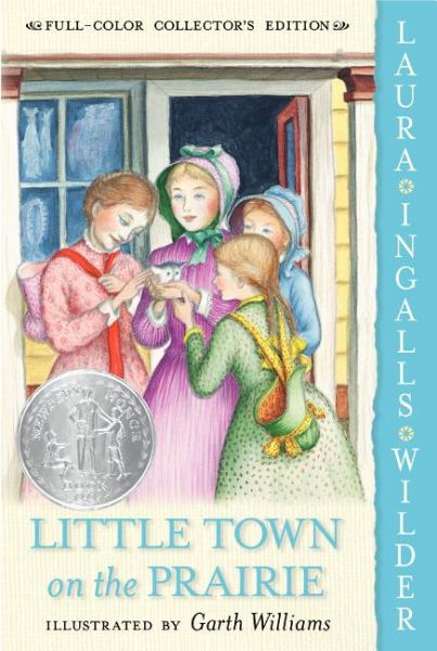 Little Town on the Prairie (Full-Color Collector's Edition, Bk. 7)