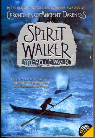 Spirit Walker (Chronicles Of Ancient Darkness, Bk. 2)