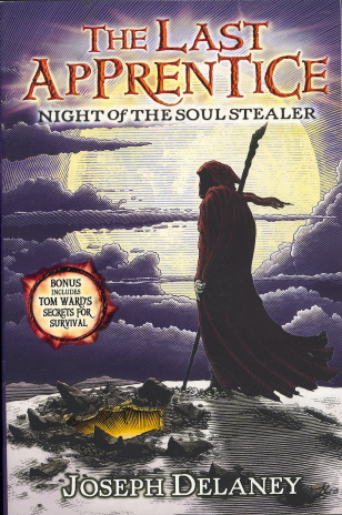 Night Of The Soul Stealer (Last Apprentice, Bk. 3)