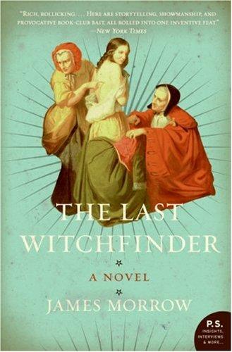 The Last Witchfinder (P.S.Novel)