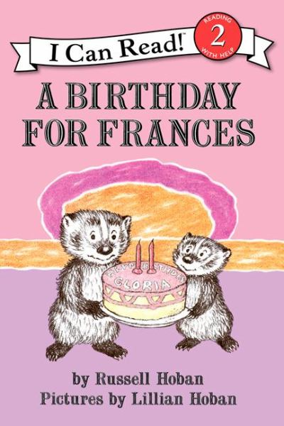 A Birthday for Frances (I can Read, Level 2)