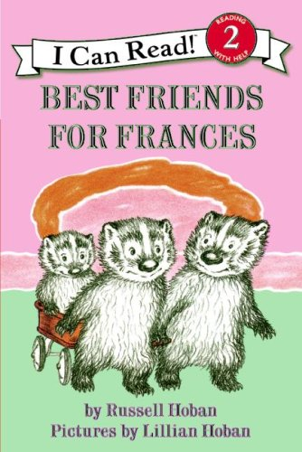 Best Friends For Frances (I Can Read, Level 2)