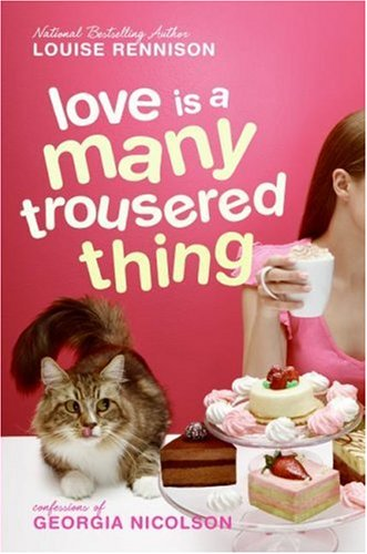 Love Is A Many Trousered Thing (Bk. 8)